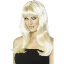 Paruka Mystique blond
