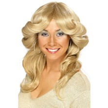 Paruka 70s Flick blond