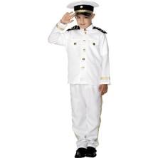 Dětský kostým Námořní kapitán