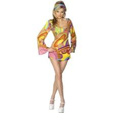 Kostým Sexy 60. léta-hippie