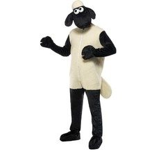 Kostým ovečka Shaun the sheep
