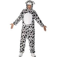 Kostým Dalmatin pro dospělé