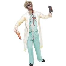 Strašidelný kostým Zombie doktor