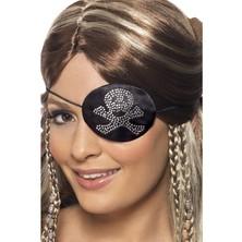Pirátská páska Diamantová lebka a hnáty