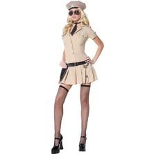 Dásmký kostým Sexy policistka sheriff