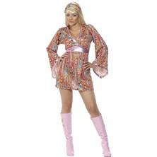 Kostým Hippiesačka lll