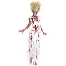 Dámský kostým High School zombie královna