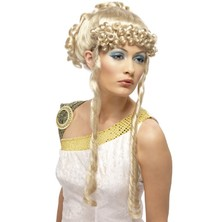 Paruka Greek Goddess