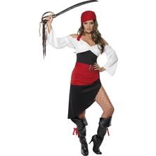 Kostým Sexy pirátská dívka