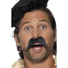 Knír Frenchman Moustache