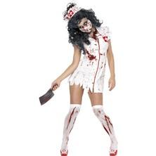 Dámský kostým Zombie sestřička I