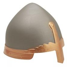 Klobouk Helma středověká stříbrná
