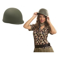 Klobouk Vojenská helma