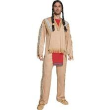 Kostým Indiánský náčelník