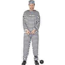 Kostým Vězeň pro dospělé