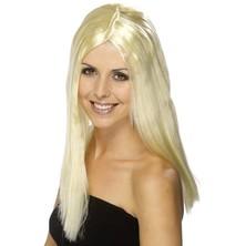 Paruka Star Style blond