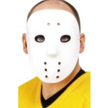 Plastová maska Hokejová