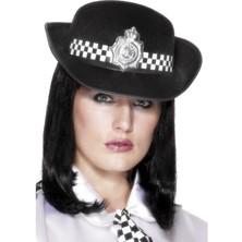 Dámský klobouk Policistka