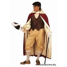 Pánský kostým Casanova