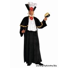 Pánský kostým Benátčan