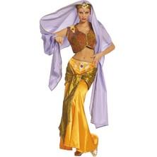 Dámský kostým Indka