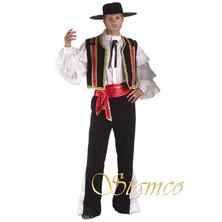 Pánský kostým Španěl