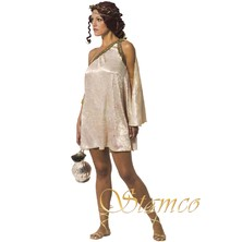 Dámský kostým Spartská Helena