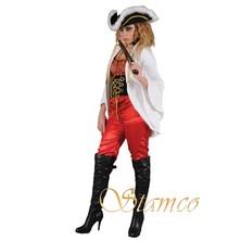dámský kostým Pirátka pro ženy