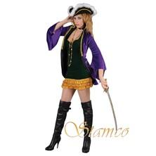 Dámský kostým sexy Pirátka I
