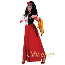 Dámský kostým Královna