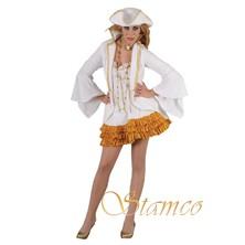 Dámský karnevalový kostým Pirátka