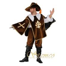 Pánský kostým Mušketýr I