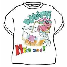 Tričko Dovolená mých snů