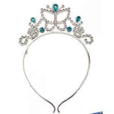 Čelenka pro princezny modrá