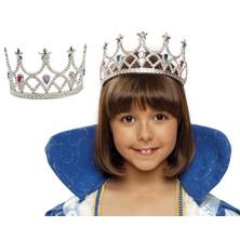Královská korunka stříbrná