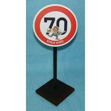Značka 70 Stále svěží