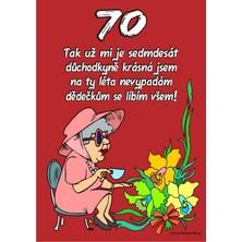 Certifikát 70 pro ženu