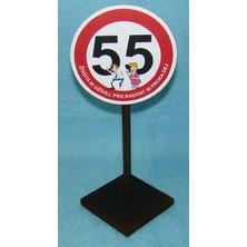Značka 55 Užívej si života