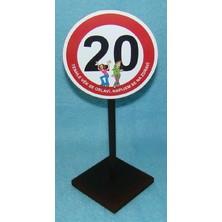 Značka 20 Tenhle věk se oslaví