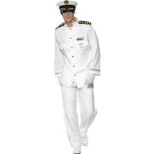 Pánský kostým Kapitán deluxe
