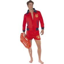 Pánský kostým Baywatch Lifeguard