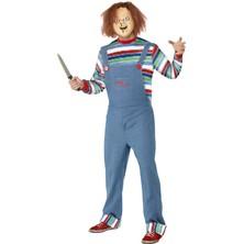 Pánský kostým Chucky Child´s play 2