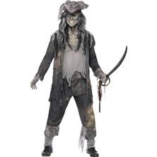 Pánský kostým Duch piráta